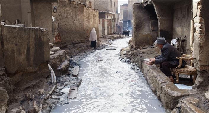Jadaliyya - The Underbelly of Capital in Cairo