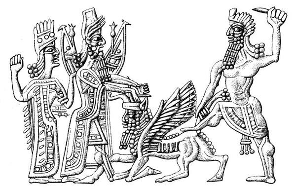 3e650db1b Jadaliyya - «سأبعثُ الموتى ليلتهموا الأحياء»: عشتار وگلگامش