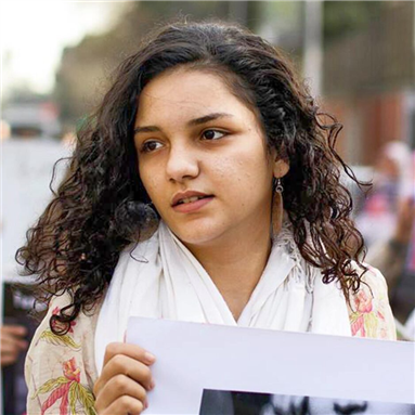 World-Renowned Actors, Filmmakers, and Writers Call on Egyptian Authorities to Release Sanaa Seif