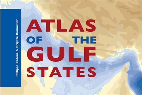 Jadaliyya A French Atlas Of The Gulf States