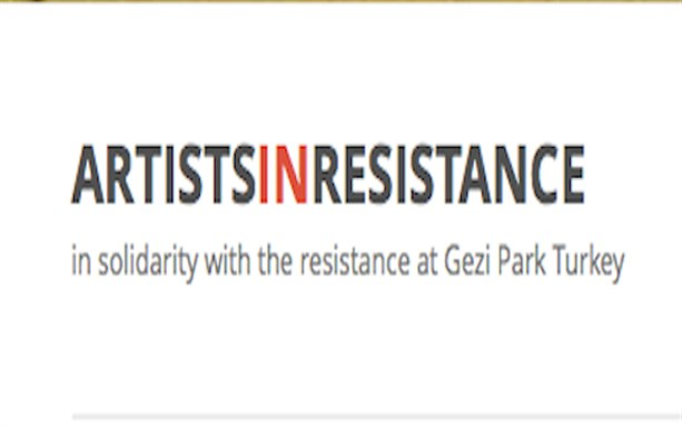 solidarity with the resistance at gezi park
