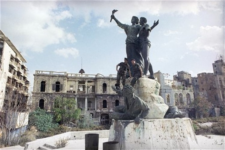 Jadaliyya - Conference--The Lebanese Civil Wars: History, Politics
